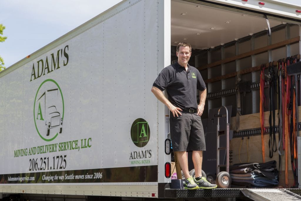 Contact us adam 39 s moving service for Furniture movers seattle