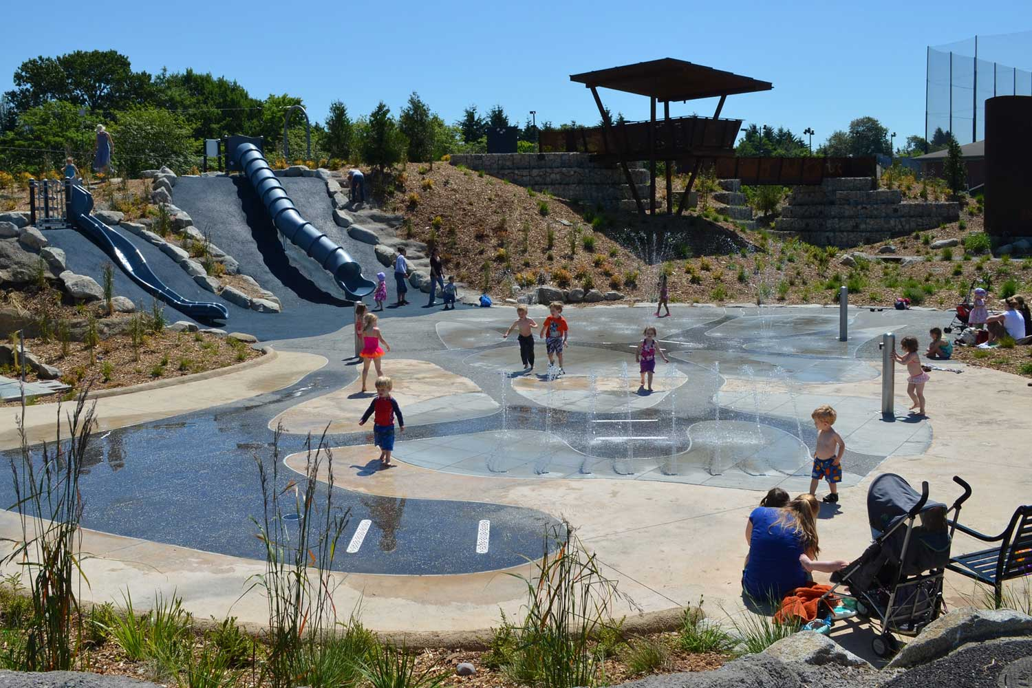 5 Best Playgrounds In Seattle Adam S Moving Service