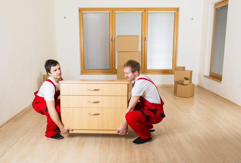 experienced moving company